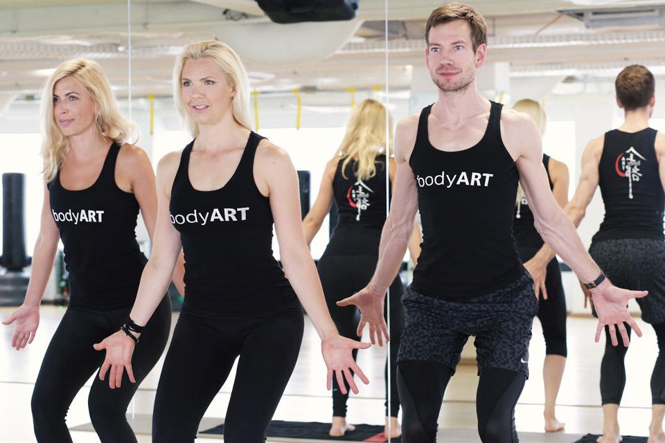 Bodyart Myfitness Lv