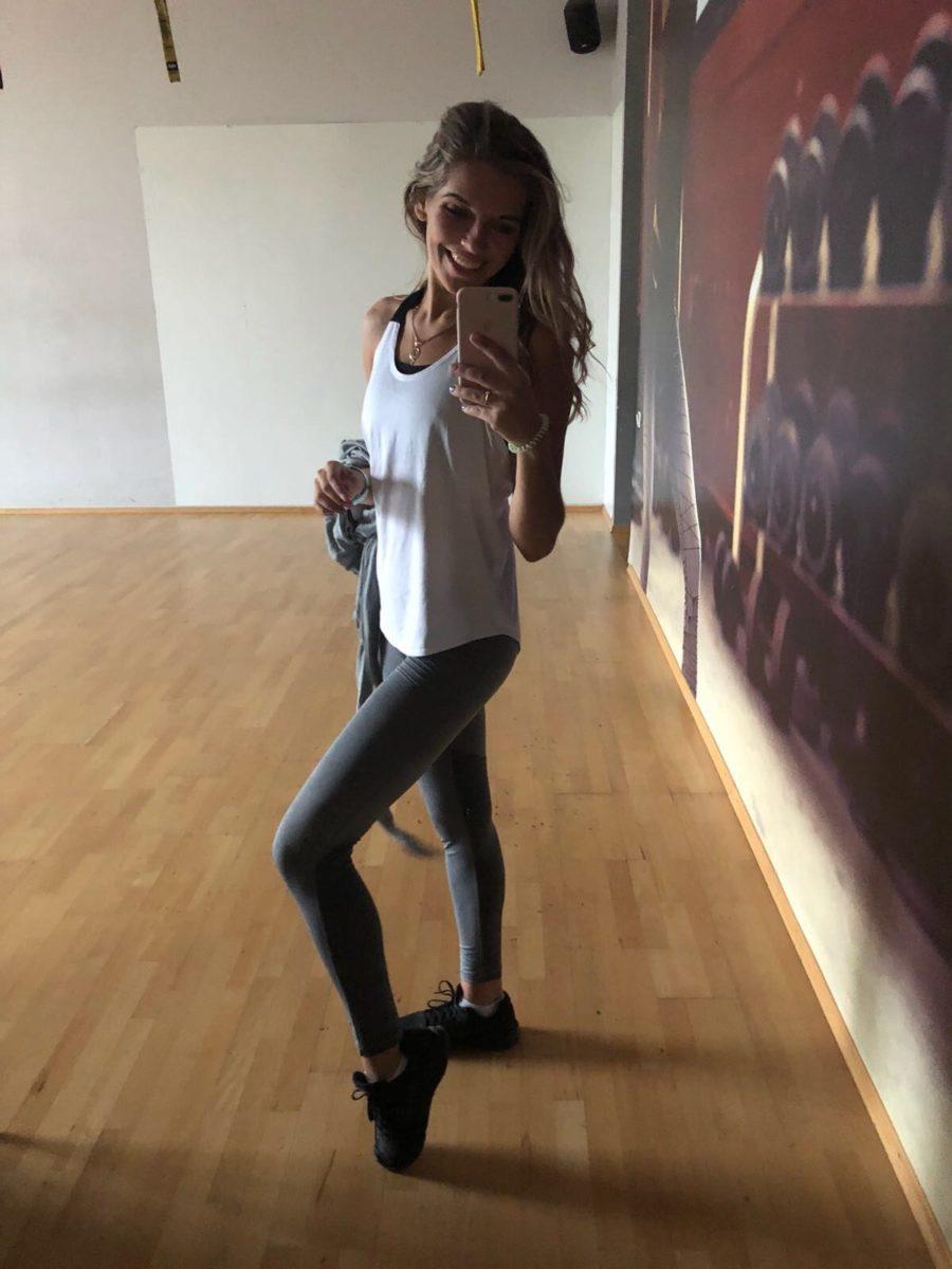 Latino deju nodarbība MyFitness Domina